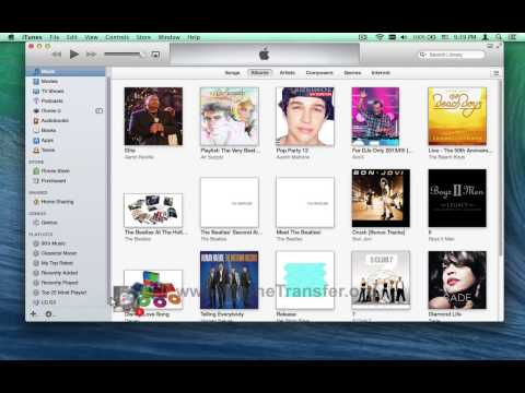 [iTunes Music to LG G3]: How to Transfer Music/Playlist from iTunes to LG G3, G4 on Mac?