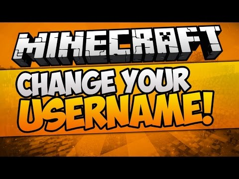 Minecraft - How to change your username for FREE premium. *HD* *EASY*