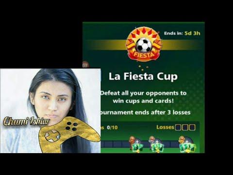 ⚽ Football Strike ⚽ La Fiesta Tournament  / won My first Cup 🏆