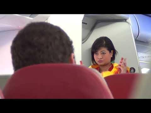 Air Asia X A330 (D7223) - Full Flight I Sydney (YSSY) to Kuala Lumpur (WMKK)