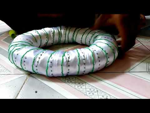 Making a tabla cushions (Chutta, Binre)?? | Fully customize the tabla stand rings...