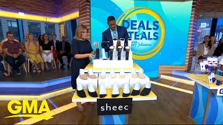 'GMA' Deals and Steals on savvy solutions for spring and summer