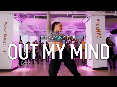 Tritonal - Out My Mind ft. Riley Clemmons | Shirlene Quigley Choreography | DanceOn Class