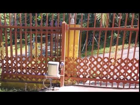 FAS SLIDECH300BBUP Slide Gate Operator