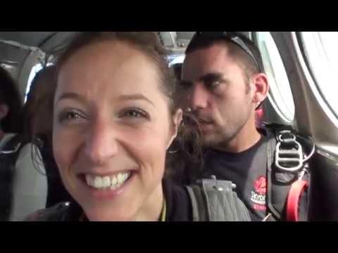 Brenna Skydiving in Gananoque