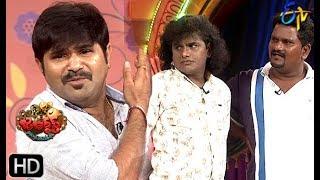 Chalaki Chanti&Sunami Sudhakar Performance | Jabardasth | 8th August 2019 | ETV Telugu