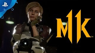 Mortal Kombat 11 - Official Cassie Cage Reveal Trailer | PS4