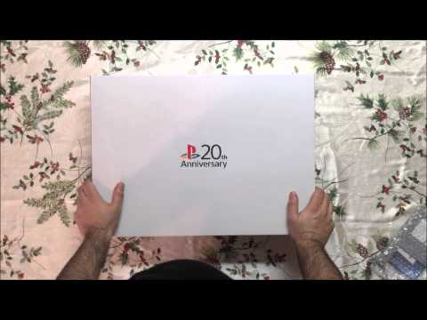 20th Anniversary Edition PlayStation (PS4) Unboxing w/some backstory