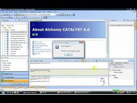 Aligning With Alchemy CATALYST