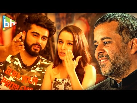 Arjun Kapoor And Shraddha Kapoor FUN QUIZ On Chetan Bhagat | Half Girlfriend