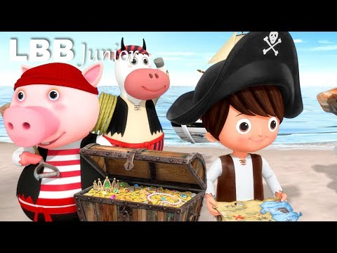 Going On A Treasure Hunt | Original Songs | By LBB Junior