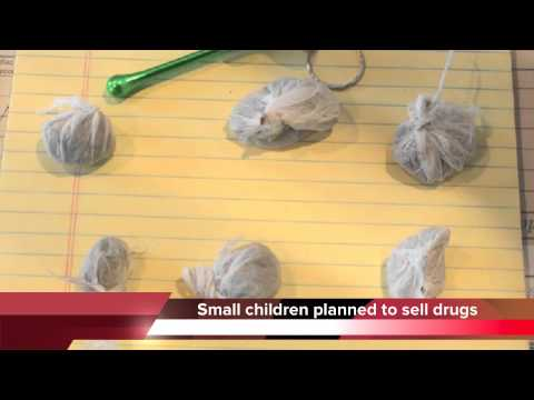 Crossville Middle School AL kids found with drugs