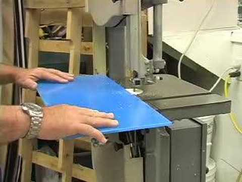 How to cut Plastic Sheet