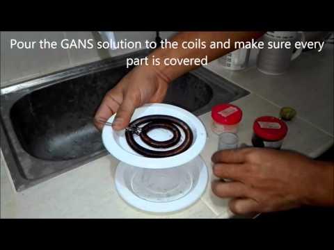 Blueprint Lesson 3 - MagGrav Coil GANS Coating