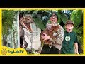 Dinosaur Baby Is Missing Solve Clues In Mystery Dino Eggs Escape Life Size Raptor Dinosaurs