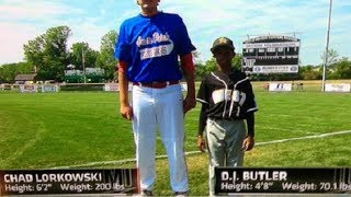 BIGGEST Little League World Series Players Ever!  ᴴᴰ