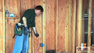 Download How to Electrical Drilling and Running Wire Video