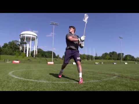 Lacrosse Player Returns to Field After Back Stress Fracture