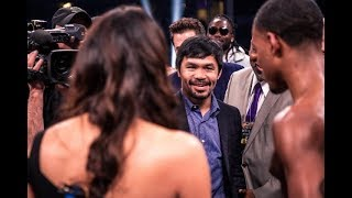Download Manny Pacquiao NOT INTIMIDATED By Errol Spence Jr Power, Says He Reminds Of Ledwaba Video