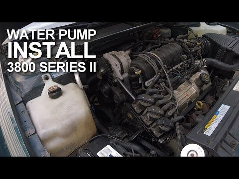 How-To: GM 3800 Series II Water Pump Install (Step by Step)