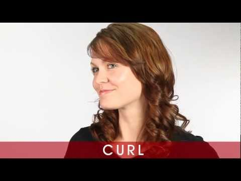 How To - Curl with CHI Hairstyling Iron