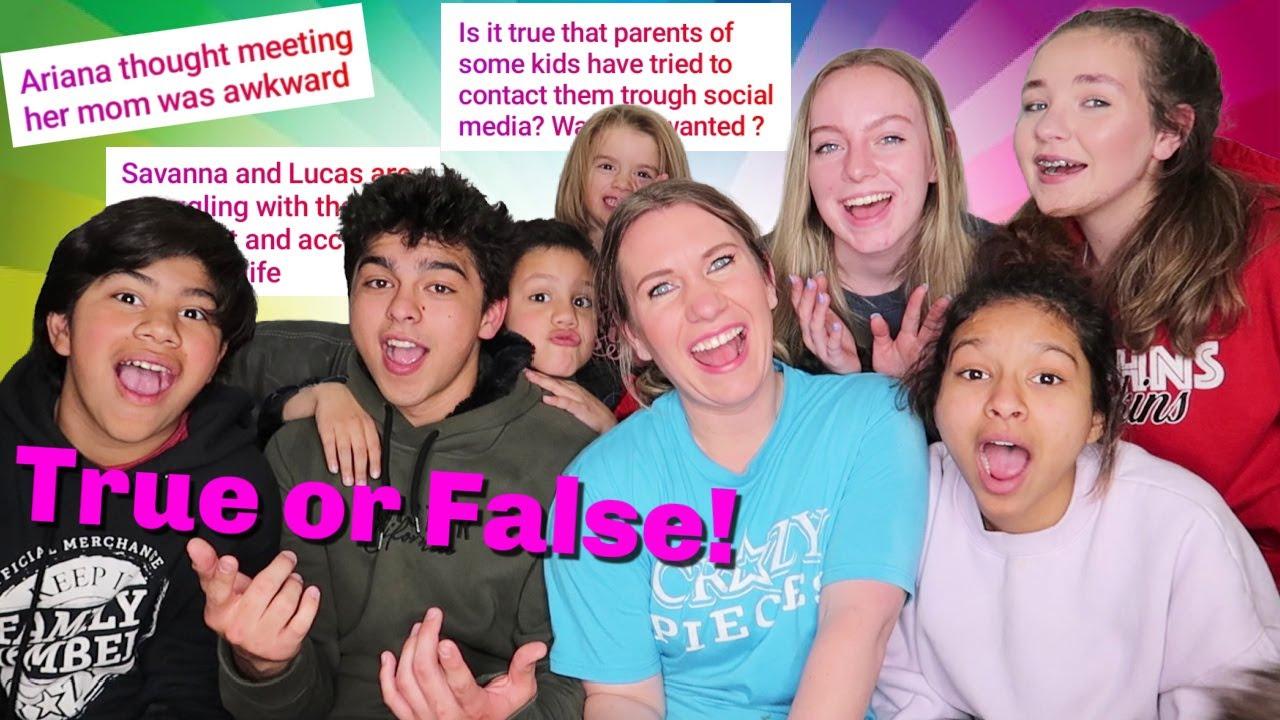 TRUE or FALSE: Exposing The Truth!