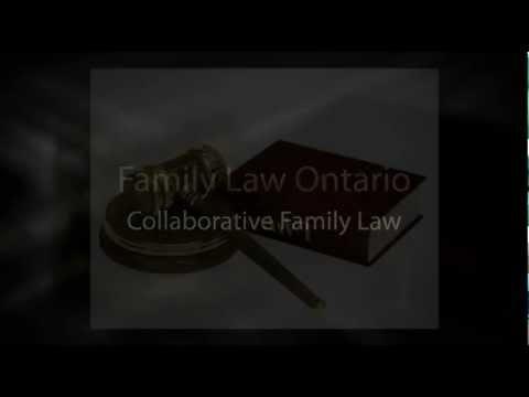 Family Law Ontario Canada