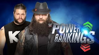 Owens gets KO'd on WWE Power Rankings: July 23, 2016