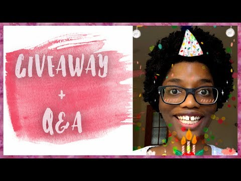 800 Subscribers Giveaway + Q&A!