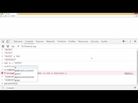 Easily Convert JavaScript Strings to Numbers