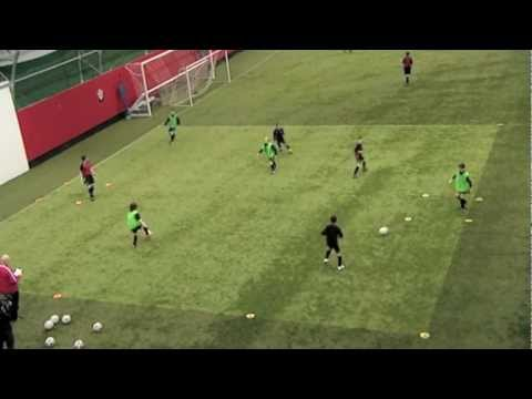 FIFA 12 Coaching Manual | Spatial Awareness