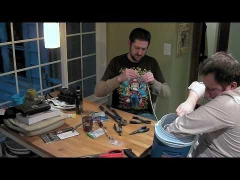 Brewathon Build it - Mash Screen