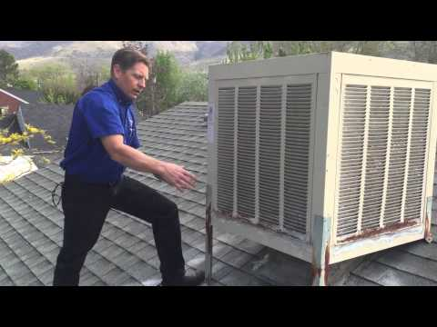 Why replace your swamp cooler