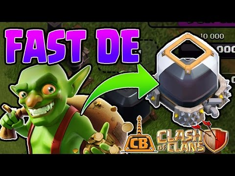 FAST DARK ELIXIR FARMING! - Goblin Knife Full Boost Live Farming! - Clash of Clans - TH9 DE Farming