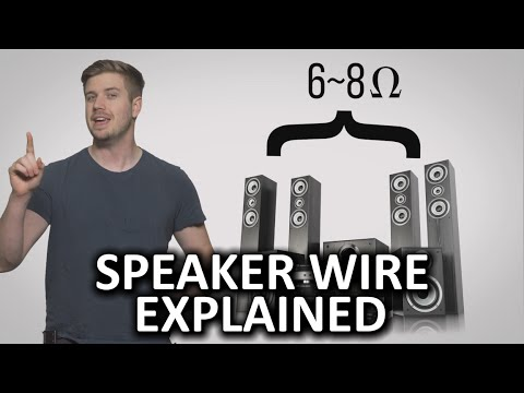 What Speaker Wire To Buy As Fast As Possible