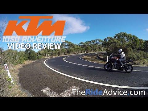 2015 KTM 1050 Adventure Review