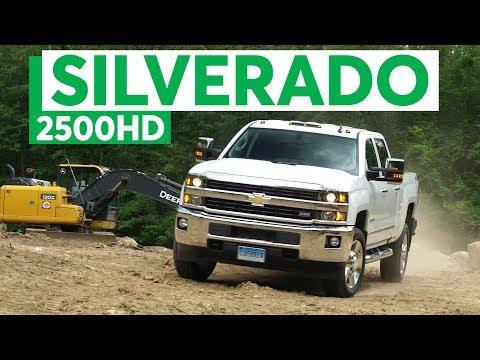 2016 Chevrolet Silverado 2500HD Quick Drive | Consumer Reports