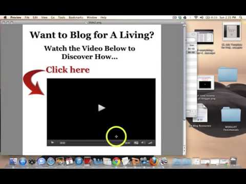 How to Make Money on Craigslist  How to Create Clickable HTML Image Ad for Craigslist