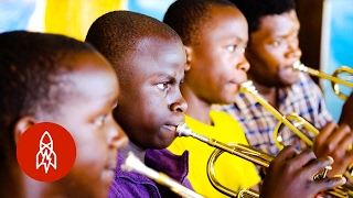 In a Kenya Slum, Changing Lives with Classical Music