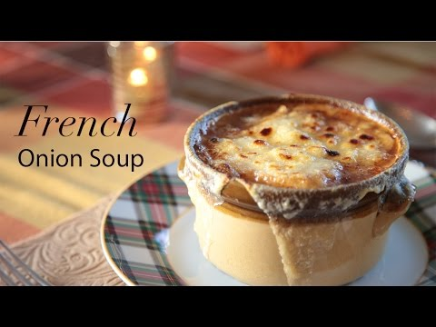 How To Make French Onion Soup|  Food  | Theodore Leaf