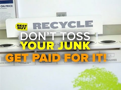 These 3 Companies Want to Pay You for Your Junk