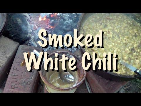 How to Make Smoked White Chili with Chicken