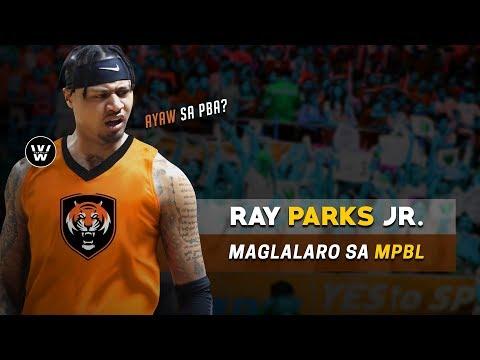 Bobby Ray Parks Jr., Maglalaro rin sa MPBL | Magpapa-DRAFT pa ba si'ya sa PBA?