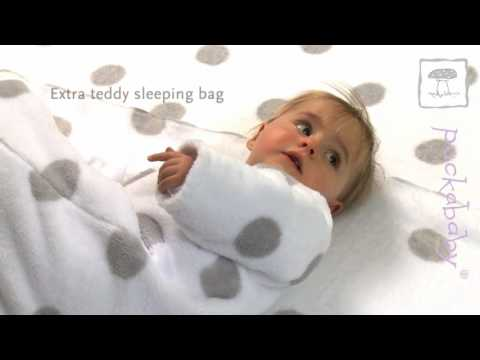 THE BAG - comfortable nights sleep for baby all year round