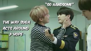 Download the way suga acts around j-hope Video