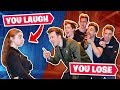 YOU LAUGH YOU LOSE With CLICK