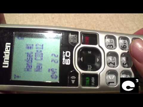 Review #13   Uniden DECT 6.0 Cordless Telephones