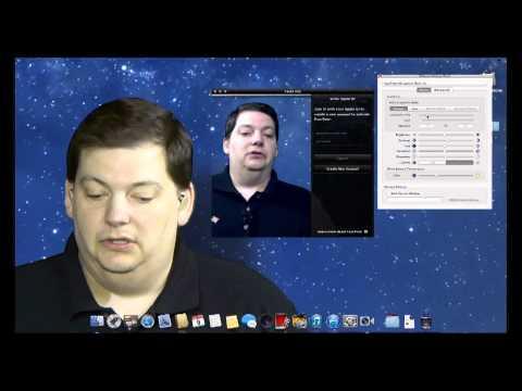 Webcam Settings - Mac Minute - Episode 22