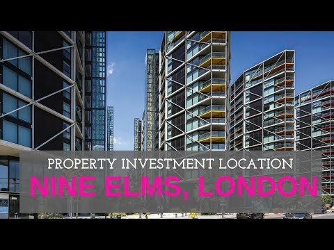 Property Investment Driving Tour of London (Nine Elms)