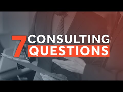 7 Best Questions to Ask Consulting Clients